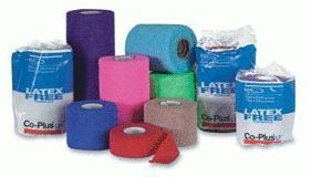 Co-Plus Self Adhesive Bandage 5cmx3mtr