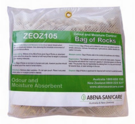 Abena Moisture and Odour Control Rocks Bag