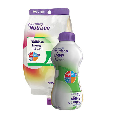 Nutrison Energy Ready to Hang 1000ml