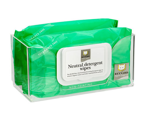 Reynard Neutral Detergent Wipes Soft Pkt50