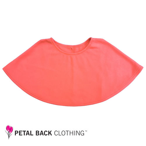 Polar Fleece Bed Poncho Coral