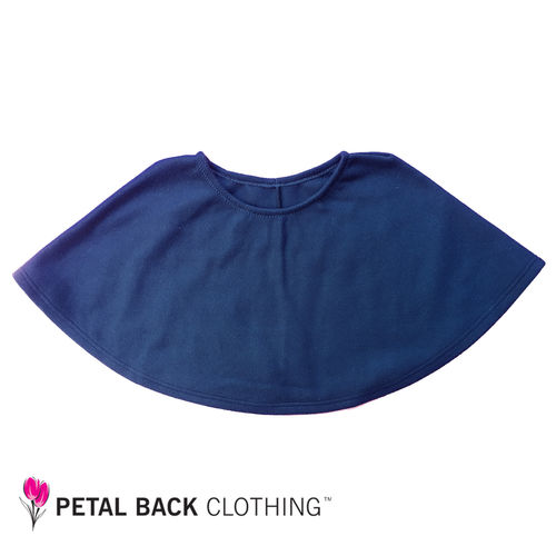 Polar Fleece Bed Poncho Navy