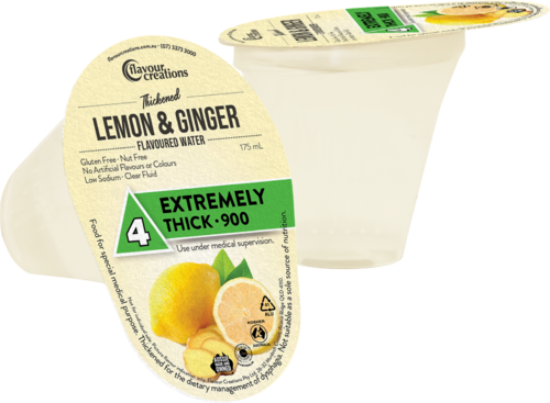 FC Lemon Ginger Water Extremely Thick-900/Level 4 175ml