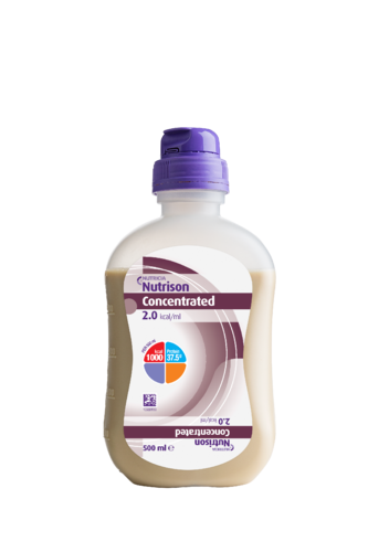 Nutrison Concentrated 500ml OpTri Bottle