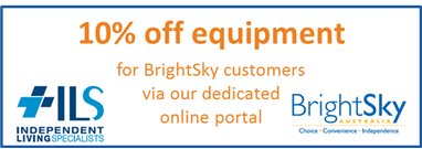 10% off at ILS for BrightSky Customers