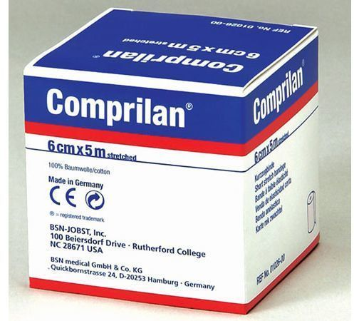 Comprilan Short Stretch Compression Bandage