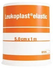 Leukoplast Elastic Tape Orange 5cmx1mt