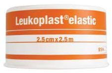 Leukoplast Elastic Tape Orange 2.5cmx2.5mt