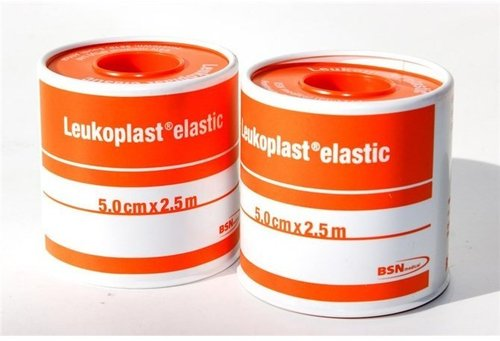 Leukoplast Elastic Tape Orange 5cmx2.5mt