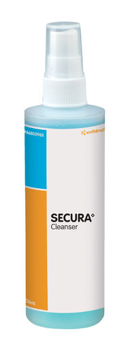 "Secura ""No Rinse"" Cleanser 236ml"