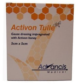 Activon Manuka Honey Dressing 5x5cm