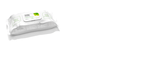 Lille Suprem Care Wet Wipes Pk80