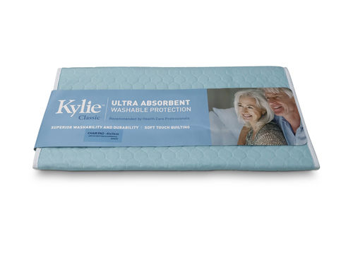 Kylie Chair Pad W/proof 61x51cm 1000ml