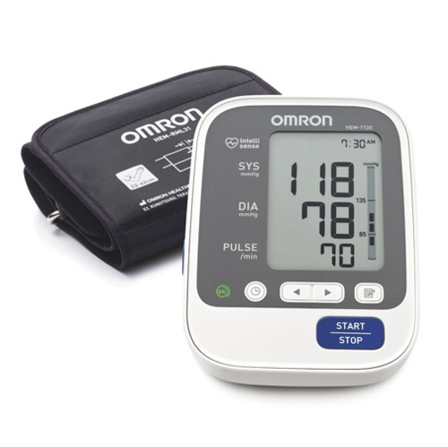 Bloodpressure Monitor Digital Auto
