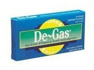 De-Gas Cap 100mg Bx24