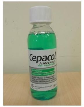 Cepacol Mouthwash 150ml