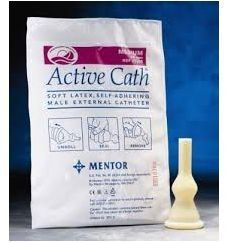 Sayco Active Cath Latex S/Adh Ext 28mm