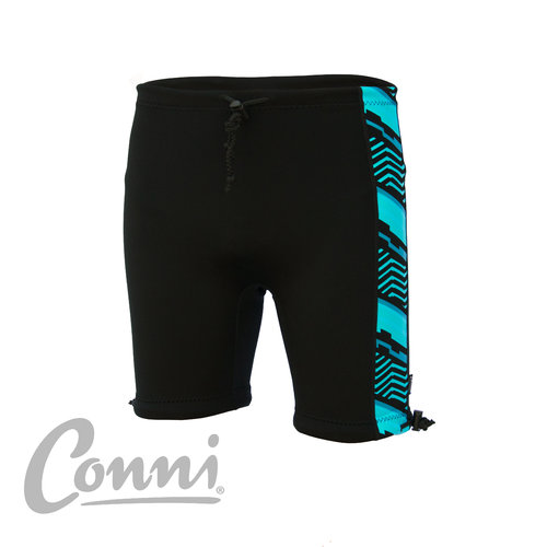 Conni Adult Containment Swim Short Large Geo