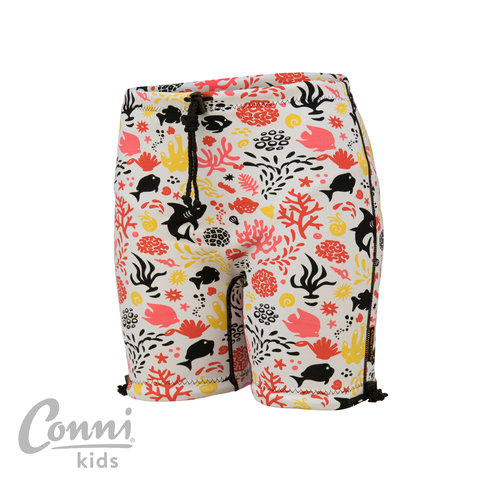 Conni Kids Containment Swim Short 2-4 Sand Castle
