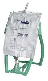 Bard O/Night Drain Bag Sterile with Flip Flo 2L