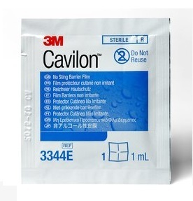 Cavilon No Sting Barrier Film Wipes 1ml Sachet