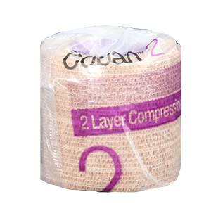 Coban 2 Compression Layer 5cmx2.7mt
