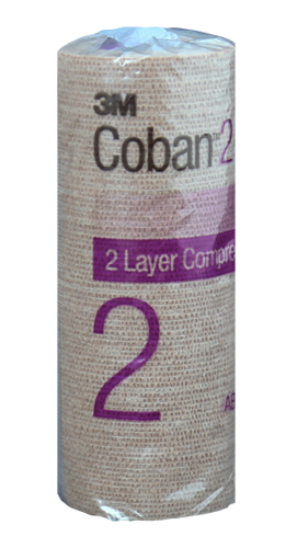 Coban 2 Compression Layer 15cmx4.5mt