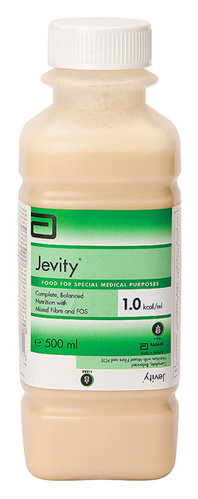 Jevity With Fibre Ready To Hang 500ml