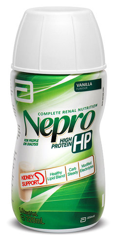 Nepro HP Vanilla 220ml Ea