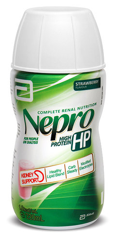 Nepro HP Strawberry 220ml