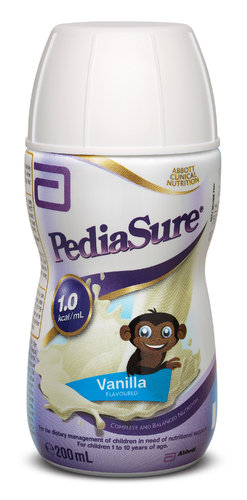 PediaSure Vanilla Bottle 200ml