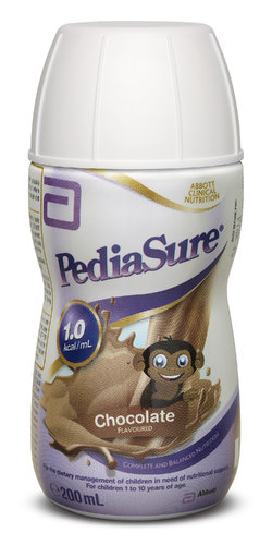 PediaSure Chocolate Bottle 200ml