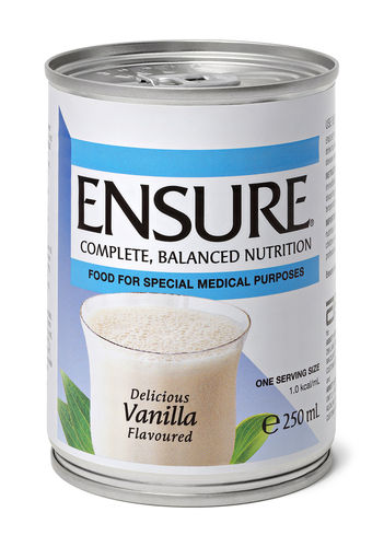 Ensure Liquid Vanilla 250mL Ea