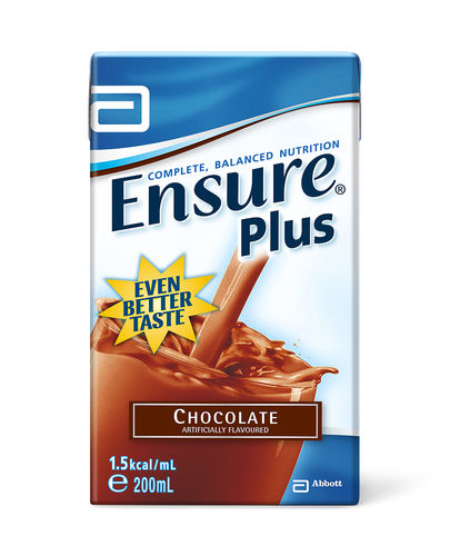 Ensure Plus Chocolate Tetrapak 200ml
