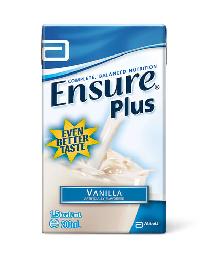 Ensure Plus Vanilla Tetrapak 200ml