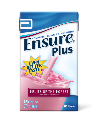 Ensure Plus Forest Fruits Tetrapak 200ml