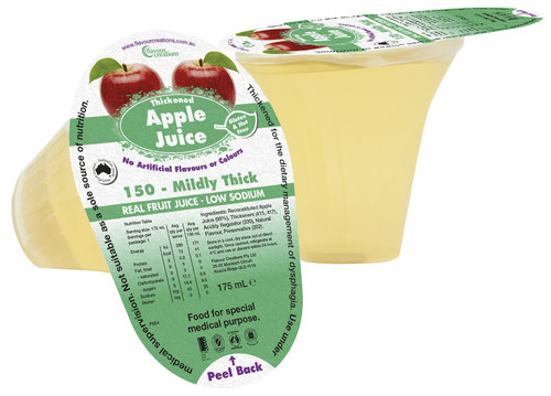 FC Apple Juice Level 1 175ml