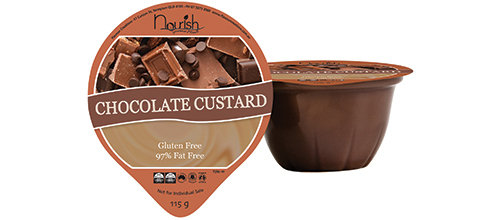 FC Chocolate Custard 110ml