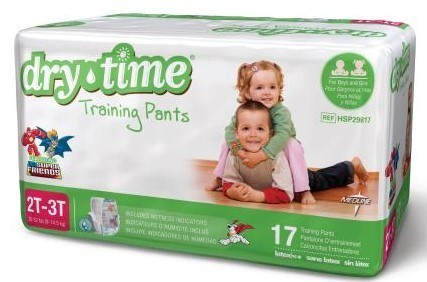 Drytime Training Pants Medium 8-15kg Ctn136