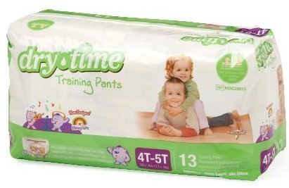 Drytime Training Pants XL 18-25kg Pk13