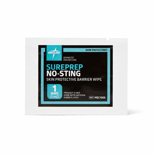 SurePrep No-Sting Skin Protectant Wipe
