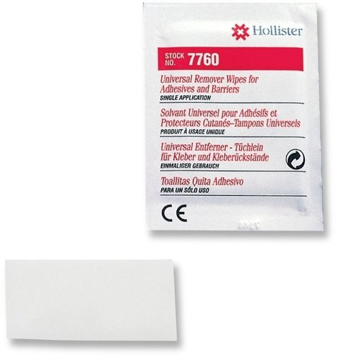 Hollister Universal Remover Wipes Bx50
