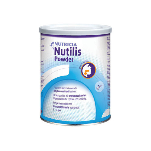 Nutilis Powder 670g Tin