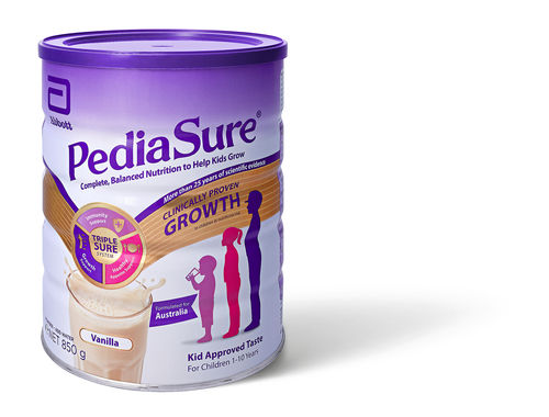 PediaSure Powder Vanilla 850g Can