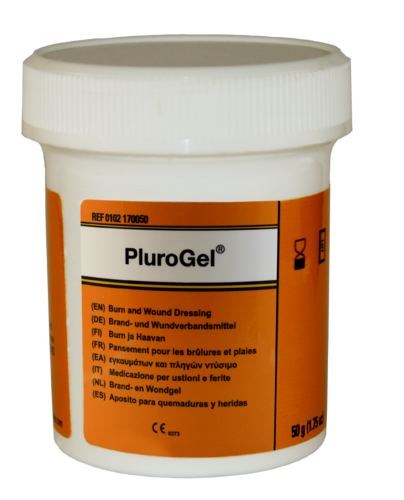 Plurogel Burn & Wound Gel 50g Jar