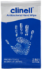 Clinell Antibacterial Hand Wipes (indiv. sachets) Bx100