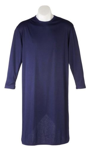 PB Nightshirt L/S Blue XL