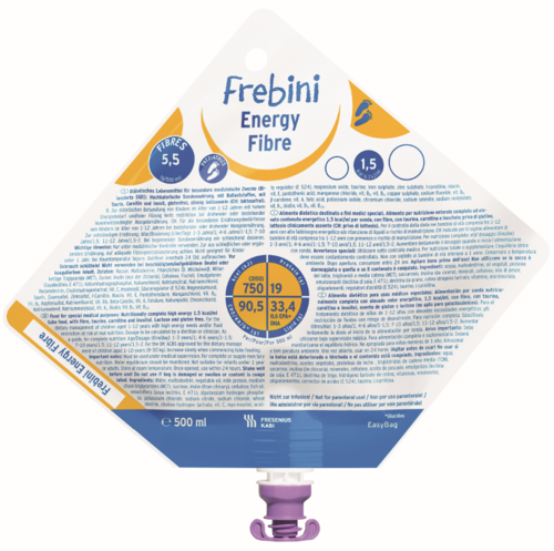 Frebini Energy Fibre 500mL Easybag