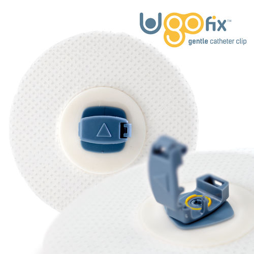 Ugo Fix Gentle Catheter Clip Bx5