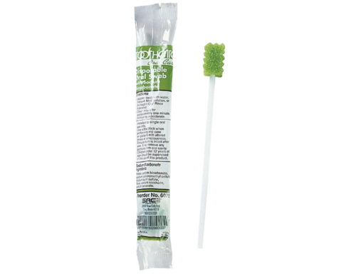 Toothette plus Oral Swab with Sodium Bicarb